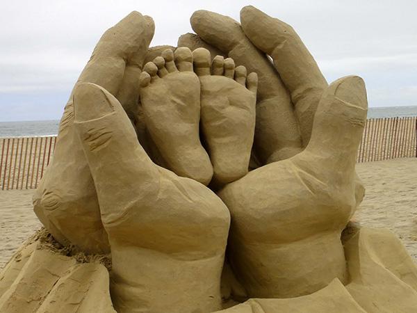 3 hand and feet